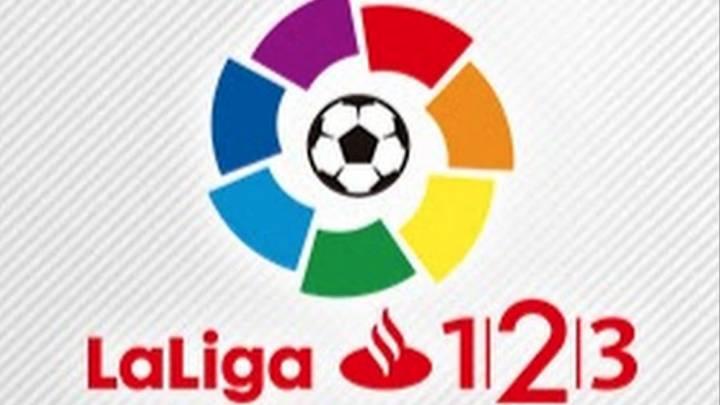 Todos los goles la Jornada 1 de LaLiga 1,2,3 2016 - 2017