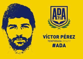 Víctor Pérez, nuevo jugador del Alcorcón cedido del Valladolid