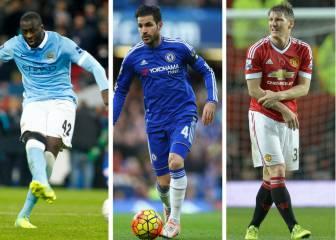 7 estrellas de la Premier que buscan equipo en el mercado