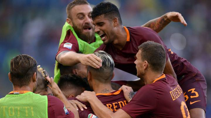 El Roma se estrena con un gran triunfo por 4-0 ante el Udinese