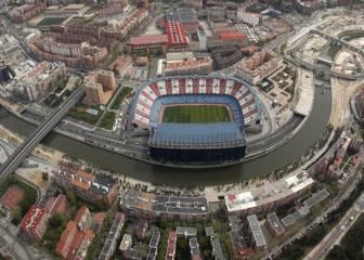 Vicente Calderón: llega el primer encuentro del adiós