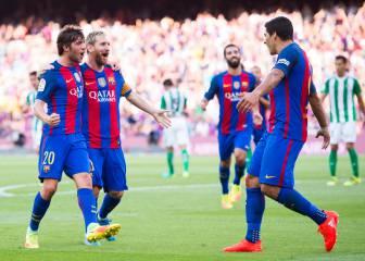 Messi pilota, el Barça vuela