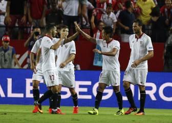 El Sevilla se impone al Espanyol a la ruleta rusa