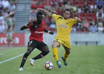 Mallorca 0 - 1 Reus: Resumen, goles y resultado