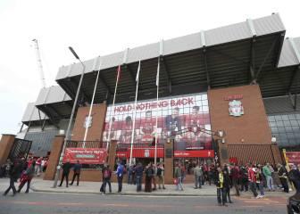 Los propietarios del Liverpool niegan la venta a capital chino