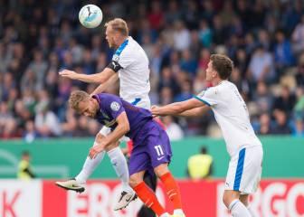 El Bremen apeado de la Copa alemana por un equipo de tercera