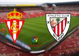 Sporting 2 - 1 Athletic: Resumen, goles y resultado