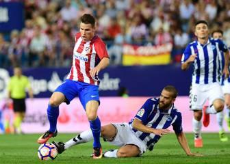 Atlético de Madrid 1 - 1 Alavés: resumen, resultado y goles