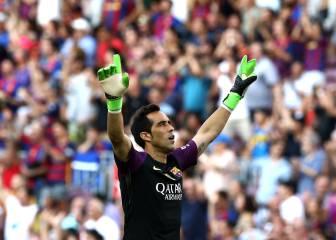 Bravo se desliga del Barça: ficha por el Manchester City