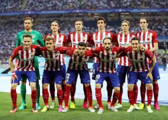 El Atlético se olvida de vender: siguen los 14 con más minutos