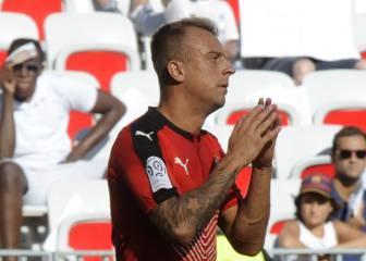 Sevilla: Siete millones por el polaco Grosicki, según L'Equipe
