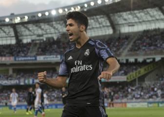 1x1 del Madrid: Bale y la clase de Asensio marcan el camino