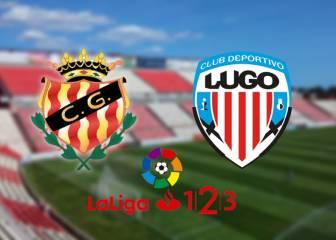 Nástic 2 - 2 Lugo: resumen, resultado y goles del partido