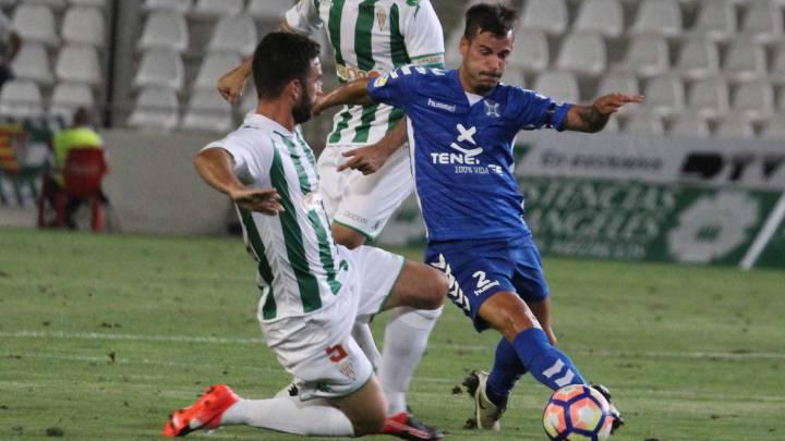 Una década del Tenerife sin ganar fuera en el debut liguero