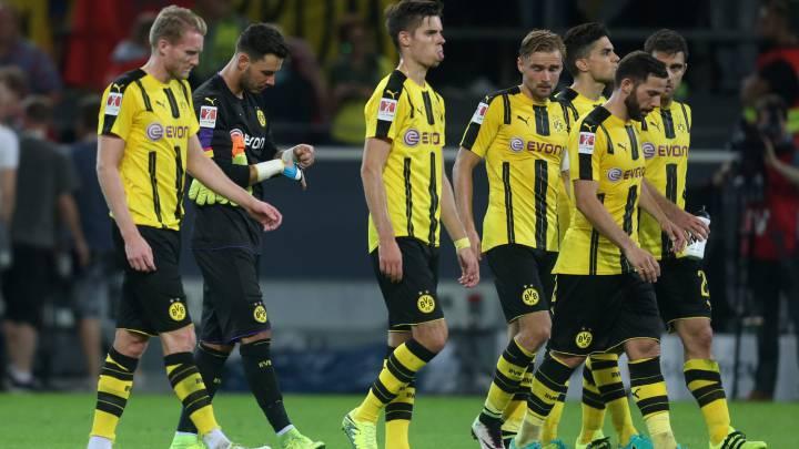 El Dortmund derrota al Treveris en la Copa de Alemania