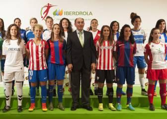 Iberdrola, nuevo patrocinador de la Primera División femenina