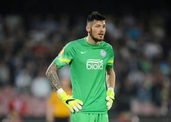 Boyko tensa la cuerda para jugar en el Málaga