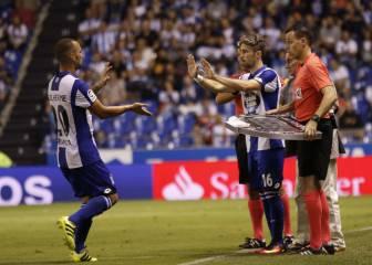 Luisinho ya tiene el indulto total de Garitano y de la grada