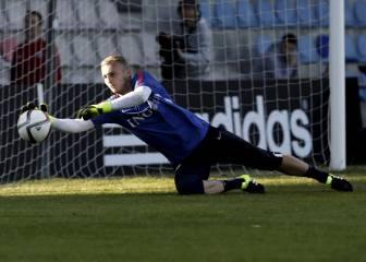 El Barça deja a Cillessen jugar la previa de la Champions