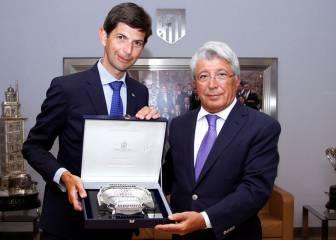 Una réplica del Calderón para el Alavés