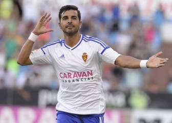 El Zaragoza vence y convence ante el UCAM Murcia