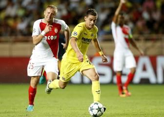 Mónaco 1 - 0 Villarreal: resumen, resultado y gol del partido