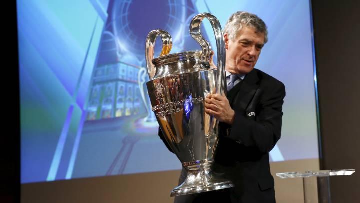 Villar promete democracia y transparencia en la UEFA