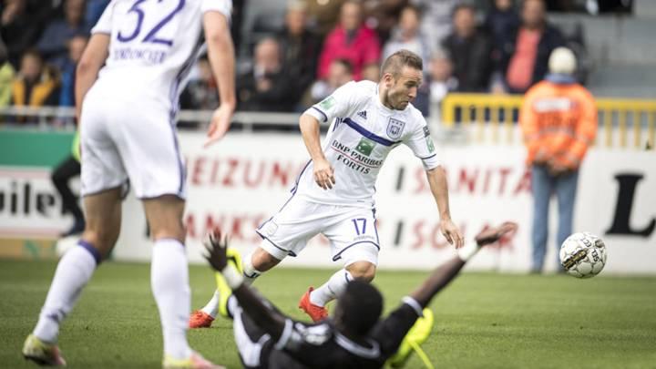"""Capel: """"Llevaba dos años sin marcar; quiero disfrutar en Bélgica"""""""