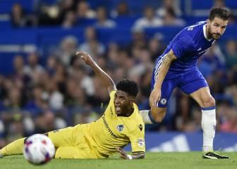 Chelsea y Liverpool avanzan a 3º ronda de la Copa de la Liga