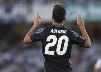 Asensio ha ganado la partida a Isco y James