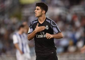 Asensio: Quinto mallorquín en la historia del Madrid