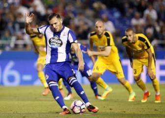 Lucas Pérez aún podría irse: el Everton viene a por él