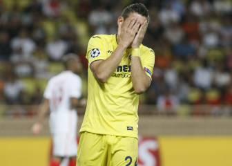 El Villarreal y otras 3 decepciones españolas en la fase previa