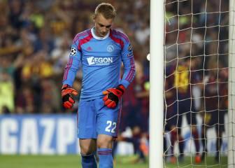 Cillessen llega al Barça tras encajar cuatro goles en Rostov
