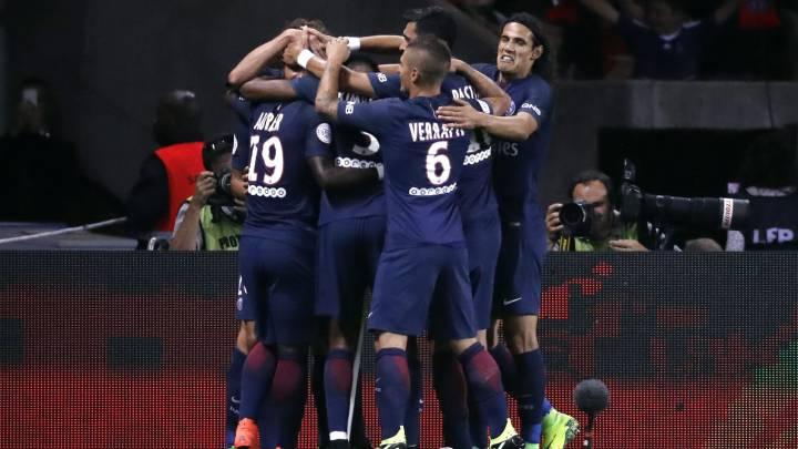 El PSG recibirá 175 millones por promocionar Qatar