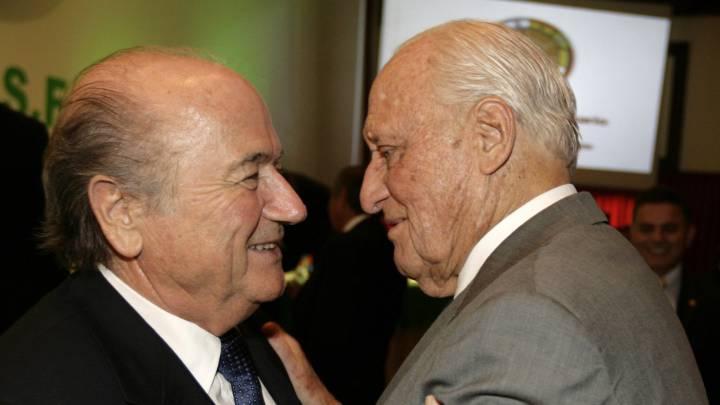 """Blatter confía en la decisión del CAS: """"No hice nada injusto"""""""