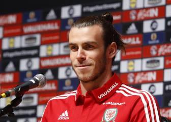 Bale lidera la convocatoria de Gales ante Moldavia