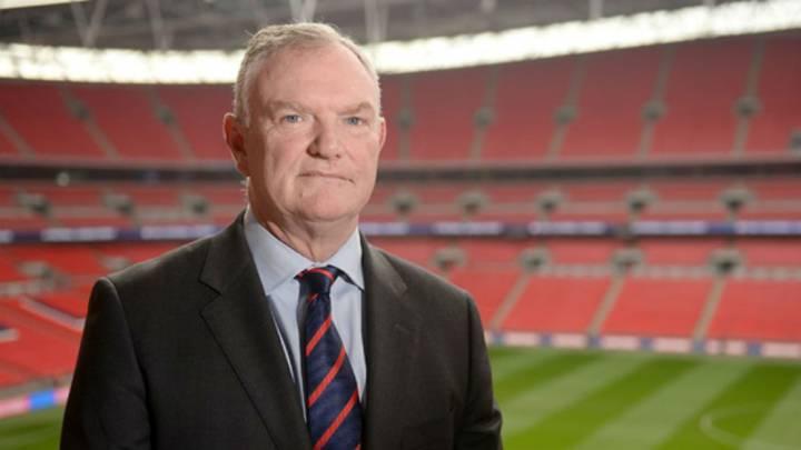Greg Clarke reemplaza a Greg Dyke al mando de la FA