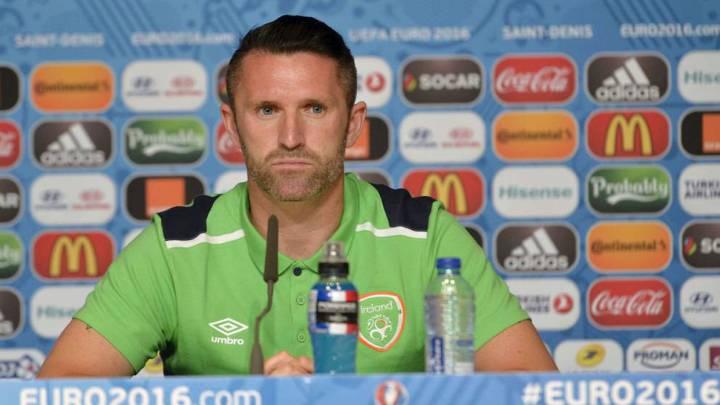 Robbie Keane deja la selección irlandesa tras 18 años