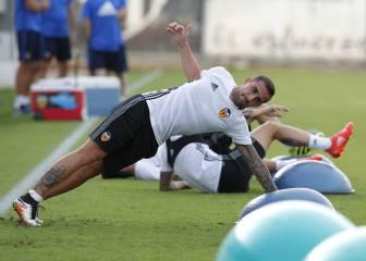 Alcácer le comunica al Valencia que desea marcharse al Barça