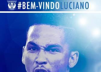 El Leganés anuncia la cesión de Luciano y ata al racingista Koné