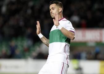 Sergio León ultima los detalles de su traspaso a Osasuna