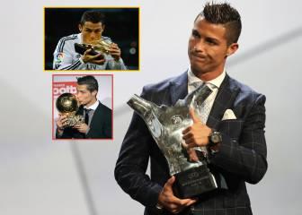 Descubre todos los trofeos de Cristiano Ronaldo