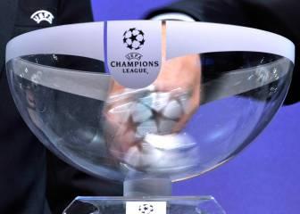 Sorteo Champions League en directo online: Fase de grupos