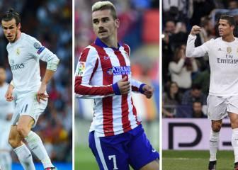 Cristiano, Bale y Griezmann brillarán hoy en Montecarlo