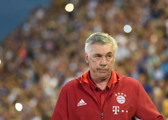 Ancelotti y su cruzada contra la Play Station en el Bayern