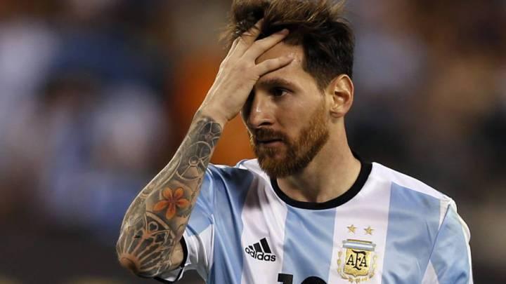 """Maradona: """"A Leo Messi se le escapó un poco la tortuga"""""""