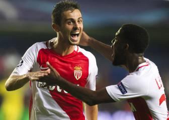 El Atleti podría negociar en Mónaco por Bernardo Silva