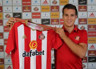Atlético announce Manquillo's loan move to Sunderland