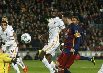 Messi gana el premio al mejor gol de la temporada